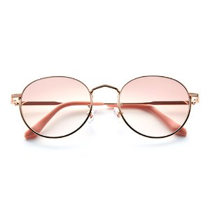 [벤시몽 선글라스]위치 BENSIMON EYEWEAR WITCH Rose Gold Twotone