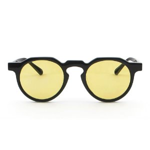 [벤시몽 선글라스]비커 BENSIMON EYEWEAR NO.8 BEAKER Black Yellow