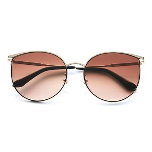 [벤시몽 선글라스]위도우 BENSIMON EYEWEAR WIDOW Gold Black Twotone