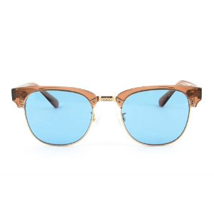 [벤시몽 선글라스]잉크보틀 BENSIMON EYEWEAR NO.9 INK BOTTLE Brown Blue