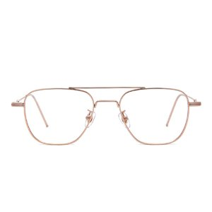 [벤시몽 안경]램프 BENSIMON EYEWEAR NO.12 Lamp Rose Gold