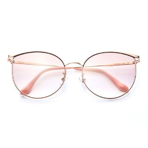 [벤시몽 선글라스]위도우 BENSIMON EYEWEAR WIDOW Matte Rose Gold Twotone
