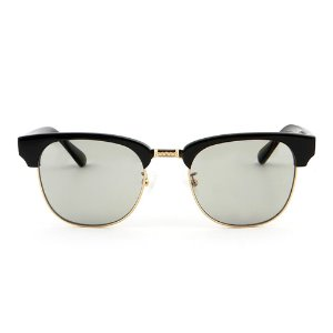 [벤시몽 선글라스]잉크보틀 BENSIMON EYEWEAR NO.9 INK BOTTLE Retro Black