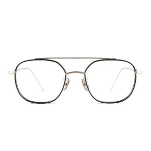 [벤시몽 안경]오리지널긱 BENSIMON EYEWEAR ORIGINAL GEEK opt Black Gold