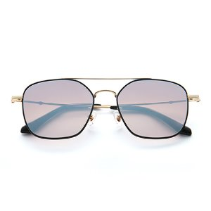 [벤시몽 선글라스]캡틴 BENSIMON EYEWEAR CAPTAIN Matte Black Gold