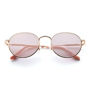 [벤시몽 선글라스]위치 BENSIMON EYEWEAR WITCH Rose Gold Mirror