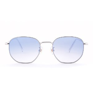 [벤시몽 선글라스]트루러브 BENSIMON EYEWEAR TRUE LOVE Silver Mirror Tint