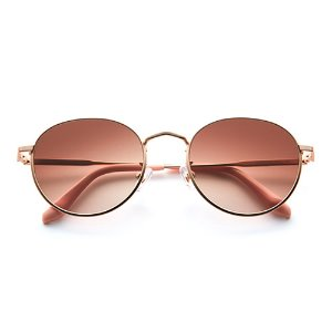 [벤시몽 선글라스]위치 BENSIMON EYEWEAR WITCH Matte Rose Gold Brown