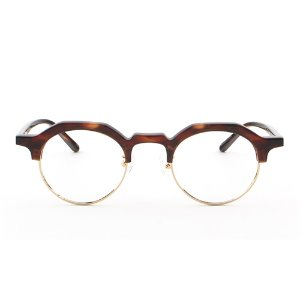 [벤시몽 안경]콤파스 BENSIMON EYEWEAR NO.10 COMPASS Demy Gold