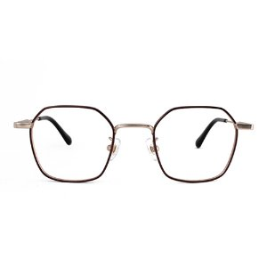 [벤시몽 안경]호크 BENSIMON EYEWEAR HAWK BrownRoseGold