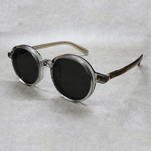[로렌스폴 선글라스]셀렉트 LAURENCEPAUL SUNGLASSES SELECT COL.02 gray khaki