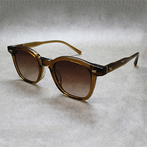 [로렌스폴 선글라스]수잔 LAURENCEPAUL SUNGLASSES SUJAN COL.03 brown