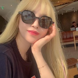 [로렌스폴 선글라스]에디트 LAURENCEPAUL SUNGLASSES EDIT COL.01 black