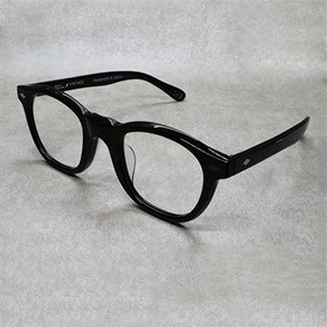[그레이트드리머 안경]GREAT DREAMER EYEGLASSES 1950 Return Black Edition