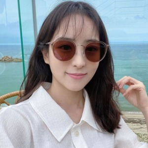 [로렌스폴 선글라스]탱고 LAURENCEPAUL SUNGLASSES TANGO COL.03 plum brown