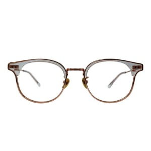 [벤시몽 안경]정 BENSIMON EYEWEAR JEONG Clear/Rose Gold