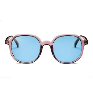 [벤시몽 선글라스]민 BENSIMON EYEWEAR MIN Light Purple_Blue Tint