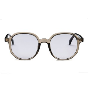 [벤시몽 선글라스]민 BENSIMON EYEWEAR MIN Light Gray_Smoke Tint