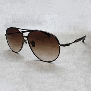 [로렌스폴 선글라스]맥시멈 LAURENCEPAUL SUNGLASSES Maximum COL.03 brown