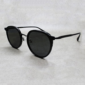 [로렌스폴 선글라스]오션 LAURENCEPAUL SUNGLASSES Ocean COL.01 black