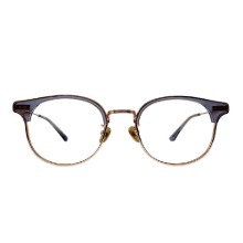 [벤시몽 안경]정 BENSIMON EYEWEAR JEONG Light Gray/Rose Gold